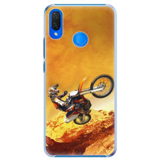 iSaprio Plastový kryt - Motocross pre Huawei Nova 3i