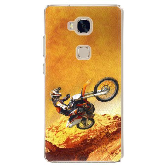 iSaprio Plastový kryt - Motocross pre Honor 5X