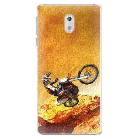 iSaprio Plastový kryt - Motocross pre Nokia 3
