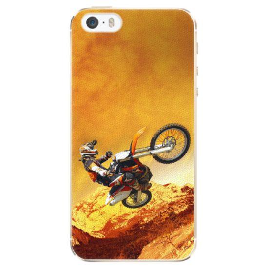 iSaprio Plastový kryt - Motocross pre Apple iPhone 5/5S/SE