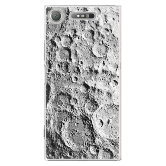 iSaprio Plastový kryt - Moon Surface pre Sony Xperia XZ1