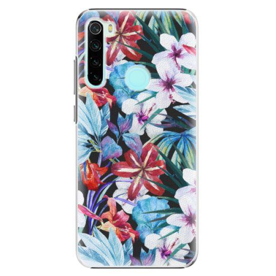 iSaprio Plastový kryt - Tropical Flowers 05 pre Xiaomi Redmi Note 8