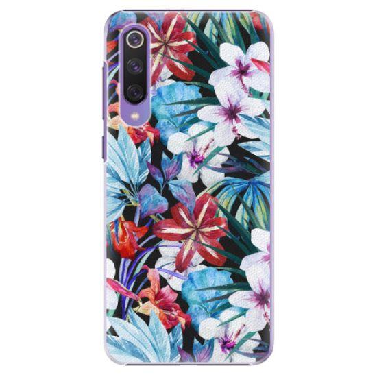 iSaprio Plastový kryt - Tropical Flowers 05 pre Xiaomi Mi 9 SE