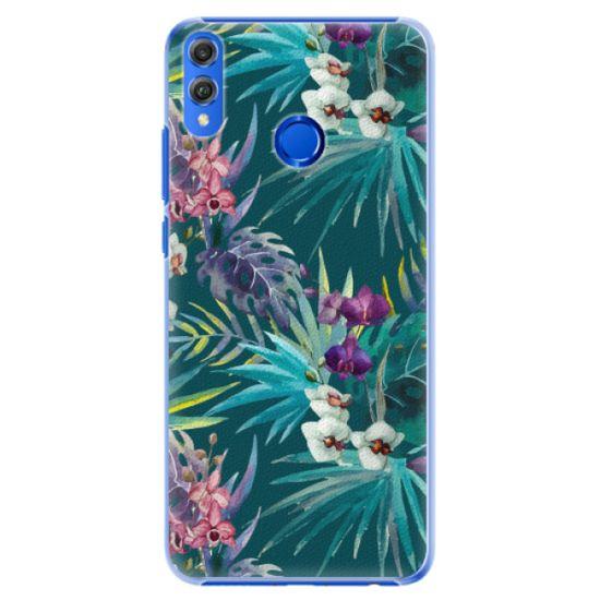 iSaprio Plastový kryt - Tropical Blue 01 pre Honor 8X