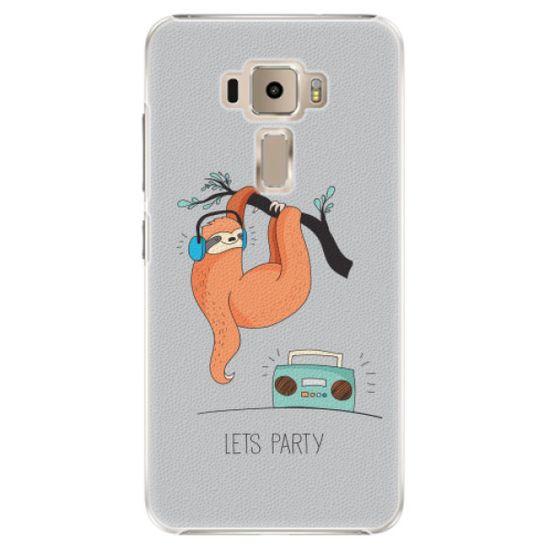 iSaprio Plastový kryt - Lets Party 01 pro Asus ZenFone 3 ZE520KL