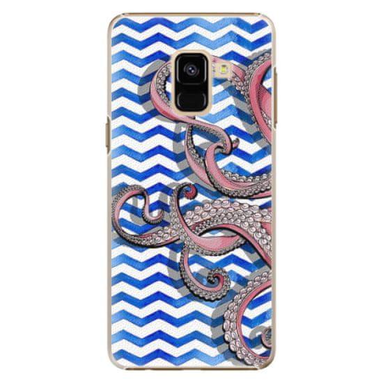 iSaprio Plastový kryt - Octopus pro Samsung Galaxy A8 2018
