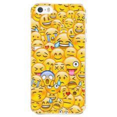 iSaprio Plastový kryt - Emoji pro Apple iPhone 5/5S/SE