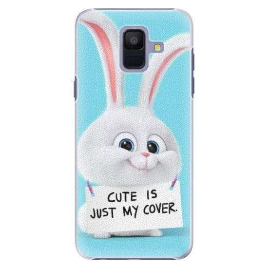 iSaprio Plastový kryt - My Cover pro Samsung Galaxy A6