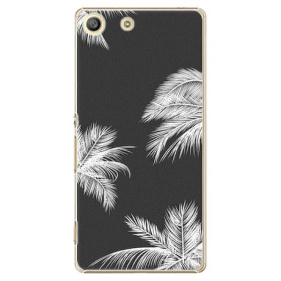 iSaprio Plastový kryt - White Palm pre Sony Xperia M5