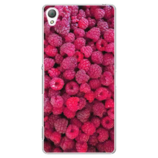 iSaprio Plastový kryt - Raspberry pre Sony Xperia Z3