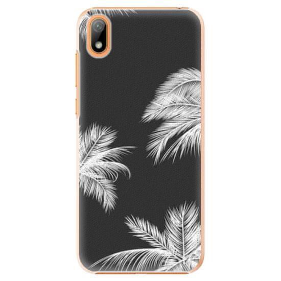 iSaprio Plastový kryt - White Palm pre Huawei Y5 2019