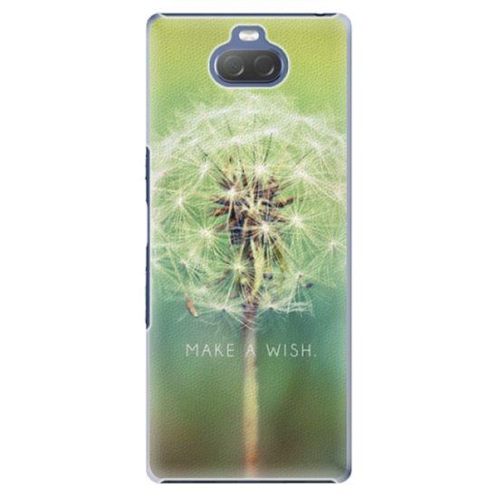 iSaprio Plastový kryt - Wish pro Sony Xperia 10 Plus