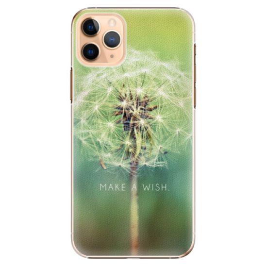 iSaprio Plastový kryt - Wish pro Apple iPhone 11 Pro Max