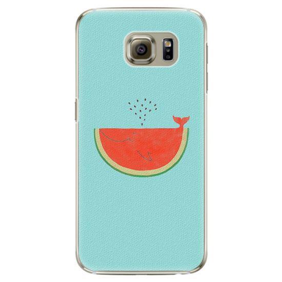 iSaprio Plastový kryt - Melon pro Samsung Galaxy S6 Edge