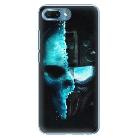 iSaprio Plastový kryt - Roboskull pro Honor 10