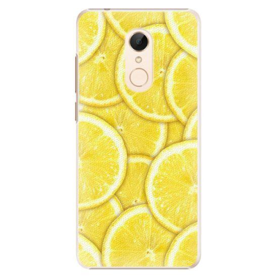 iSaprio Plastový kryt - Yellow pre Xiaomi Redmi 5