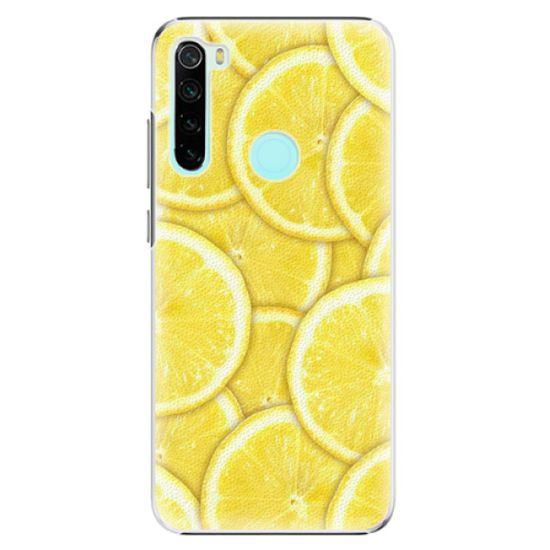 iSaprio Plastový kryt - Yellow pre Xiaomi Redmi Note 8