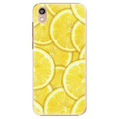 iSaprio Plastový kryt - Yellow pro Honor 8S