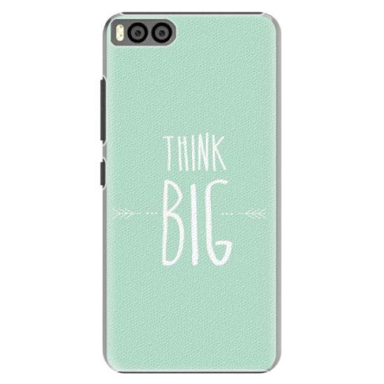 iSaprio Plastový kryt - Think Big pro Xiaomi Mi6