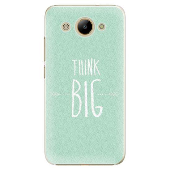 iSaprio Plastový kryt - Think Big pro Huawei Y3 2017