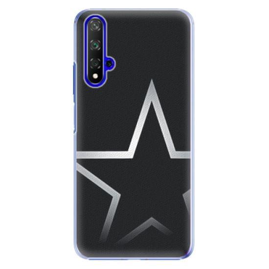 iSaprio Plastový kryt - Star pre Huawei Honor 20