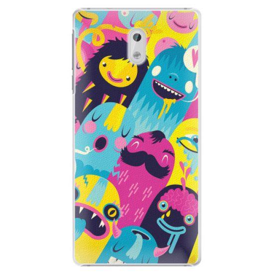 iSaprio Plastový kryt - Monsters pro Nokia 3