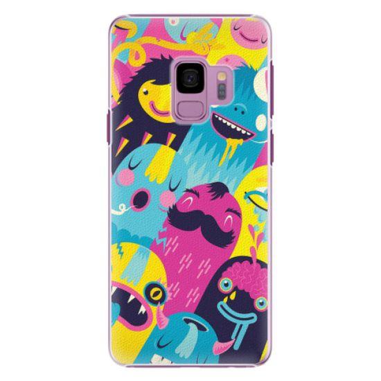 iSaprio Plastový kryt - Monsters pre Samsung Galaxy S9