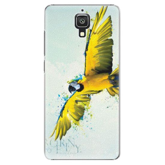 iSaprio Plastový kryt - Born to Fly pro Xiaomi Mi4