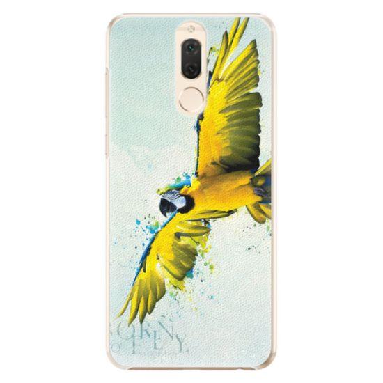 iSaprio Plastový kryt - Born to Fly pre Huawei Mate 10 Lite