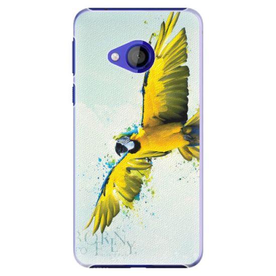 iSaprio Plastový kryt - Born to Fly pre HTC U Play