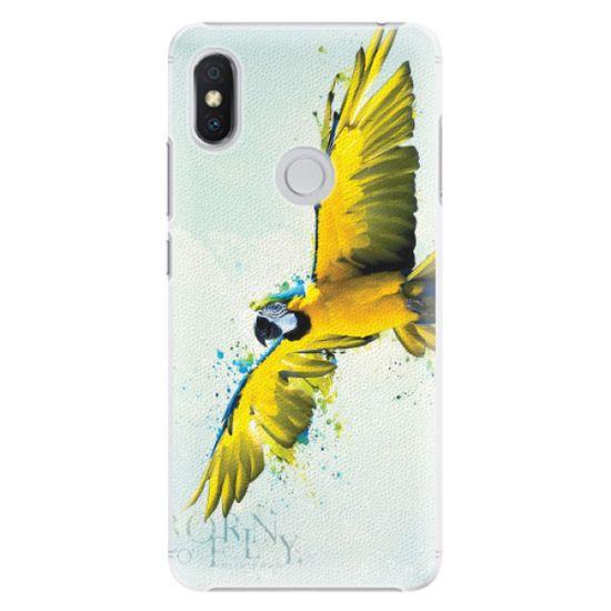 iSaprio Plastový kryt - Born to Fly pre Xiaomi Redmi S2