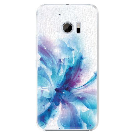 iSaprio Plastový kryt - Abstract Flower pre HTC 10