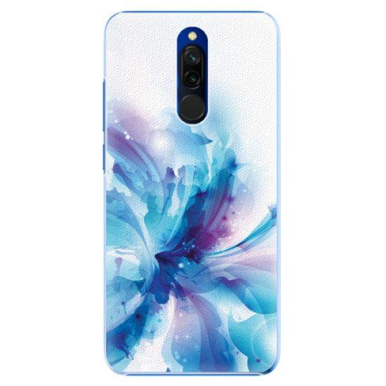 iSaprio Plastový kryt - Abstract Flower pro Xiaomi Redmi 8