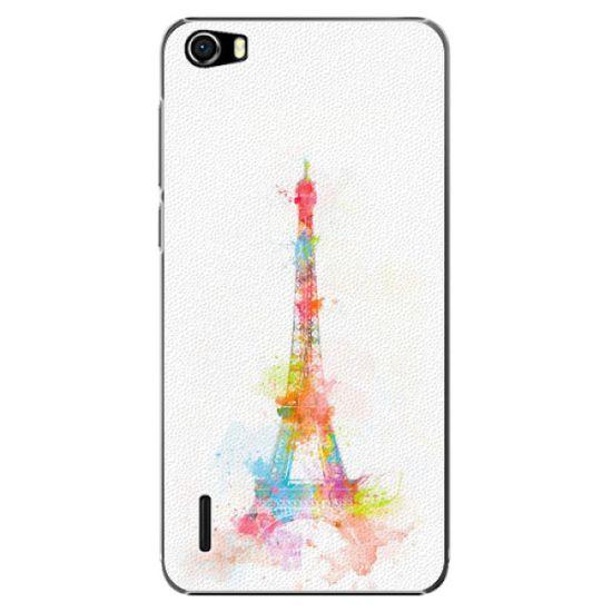 iSaprio Plastový kryt - Eiffel Tower pro Honor 6