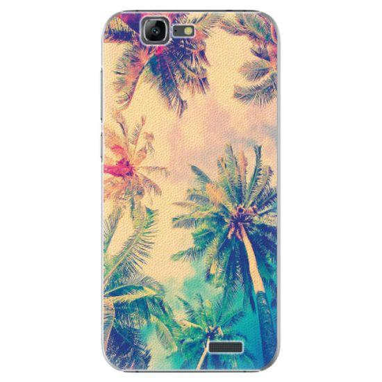 iSaprio Plastový kryt - Palm Beach pre Huawei G7