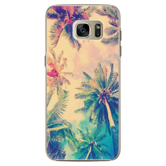 iSaprio Plastový kryt - Palm Beach pre Samsung Galaxy S7