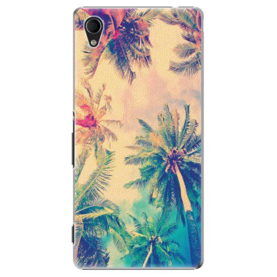 iSaprio Plastový kryt - Palm Beach pre Sony Xperia M4 Aqua