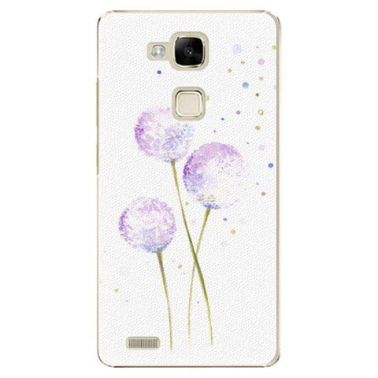 iSaprio Plastový kryt - Dandelion pro Huawei Ascend Mate 7