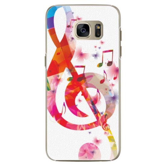 iSaprio Plastový kryt - Love Music pre Samsung Galaxy S7