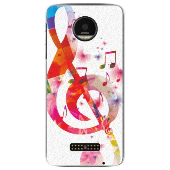 iSaprio Plastový kryt - Love Music pre Lenovo Moto Z
