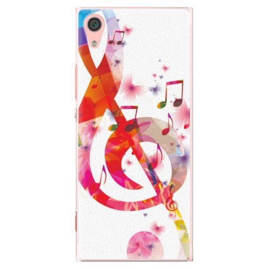iSaprio Plastový kryt - Love Music pre Sony Xperia XA1