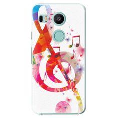 iSaprio Plastový kryt - Love Music pre LG Nexus 5X