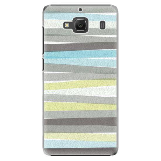 iSaprio Plastový kryt - Stripes pre Xiaomi Redmi 2