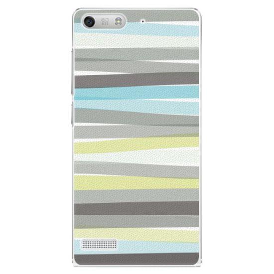 iSaprio Plastový kryt - Stripes pro Huawei Ascend G6