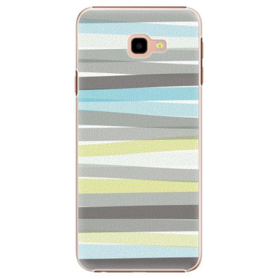 iSaprio Plastový kryt - Stripes pro Samsung Galaxy J4+