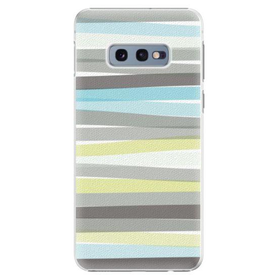 iSaprio Plastový kryt - Stripes pro SAMSUNG GALAXY S10E