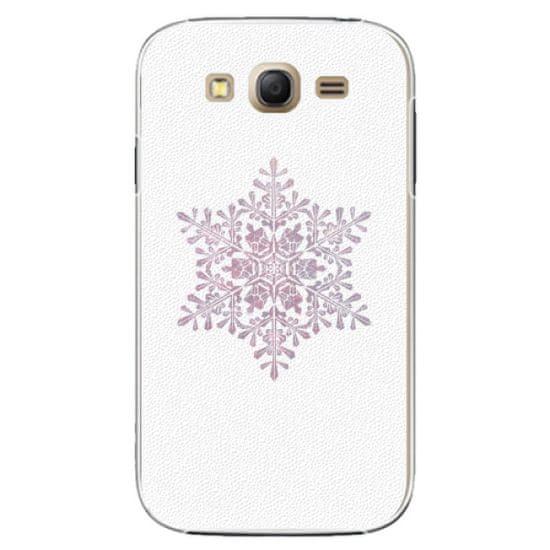 iSaprio Plastový kryt - Snow Flake pre Samsung Galaxy Grand Neo Plus