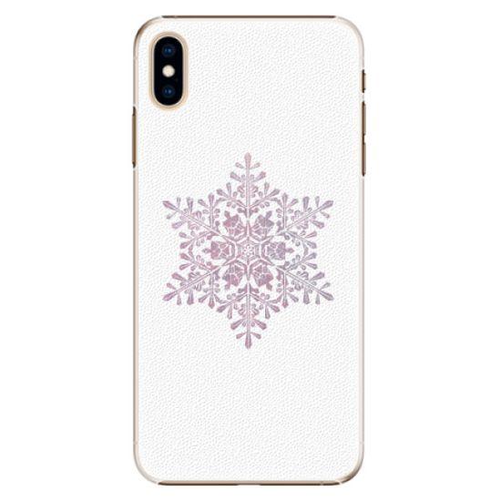 iSaprio Plastový kryt - Snow Flake pre Apple iPhone Xs Max