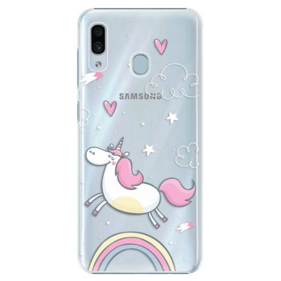 iSaprio Plastový kryt - Unicorn 01 pro Samsung Galaxy A20