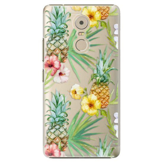iSaprio Plastový kryt - Pineapple Pattern 02 pro Lenovo Vibe K6 Note